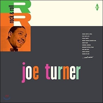 Big Joe Turner (빅 조 터너) - Rock & Roll [LP]