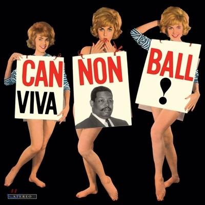 Cannonball Adderley (캐논볼 애덜리) - Viva Cannonball! [LP]