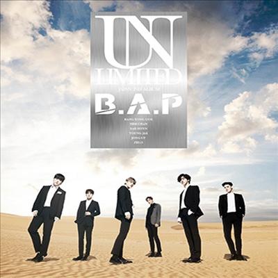비에이피 (B.A.P) - Unlimited (CD+DVD)