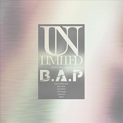 비에이피 (B.A.P) - Unlimited (CD+Photobook) (수량한정반)