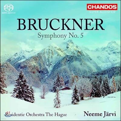 Neeme Jarvi 브루크너: 교향곡 5번 (Bruckner: Symphony Wab 105)