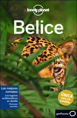 Lonely Planet Belice / Lonely Planet Belize