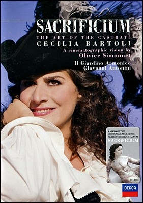 Sacrificium (희생) : 카스트라토의 예술 - 체칠리아 바르톨리