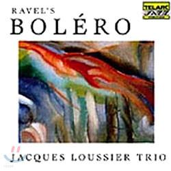 Jacques Loussier Trio 라벨: 볼레로 (Ravel: Bolero)