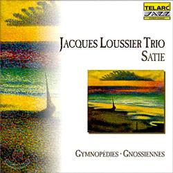 Jacques Loussier Trio - 에릭 사티: 짐노페디, 그노시엔느