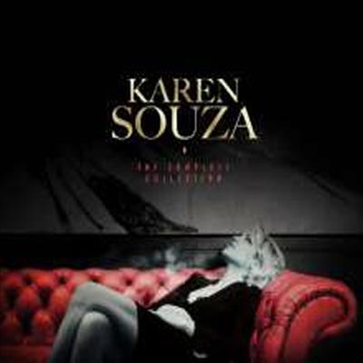 Karen Souza - Complete Collection (Bonus Tracks)(Digipack)(3CD)