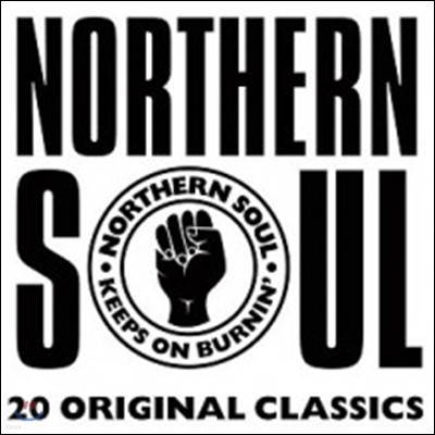 Northern Soul - Keeps on Burnin': 20 Original Classics [레드 컬러 2 LP]
