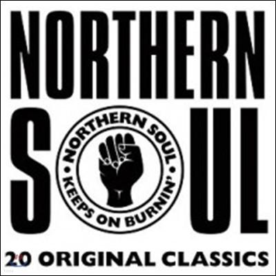 Northern Soul - Keeps on Burnin': 20 Original Classics [레드 컬러 2 LP]