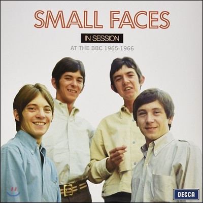 Small Faces (스몰 페이시스) - In Session At The BBC 1965-1966 [2LP]