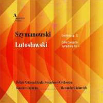 루토스와프스키: 첼로 협주곡 & 교향곡 4번 (Lutosławski: Cello Concerto & Symphony No.4) - Alexandre Liebreich