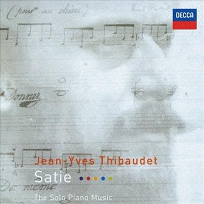 사티: 피아노 작품집 (Satie: Piano Works) (SHM-CD)(일본반) - Jean-Yves Thibaudet