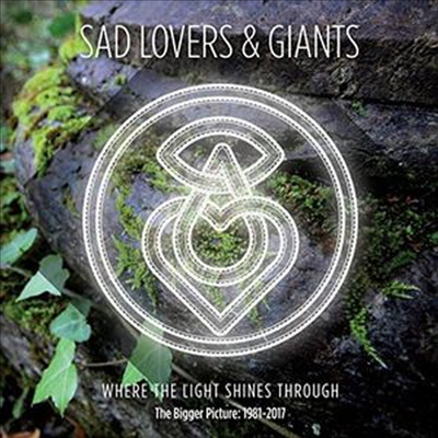 Sad Lovers & Giants - Where the Light Shines Through: The Bigger Picture 1981-2017 (5CD)