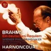 Nikolaus Harnoncourt / 브람스 : 독일 레퀴엠, Op. 45(수입/88697720662)