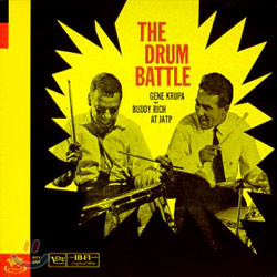 Gene Krupa And Buddy Rich - The Drum Battle