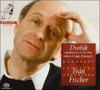 Ivan Fischer 드보르작: 교향곡 7번 (Dvorak: Symphony No. 7 in D Minor, Op. 70) 이반 피셔
