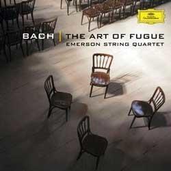Emerson String Quartet 바흐: 푸가의 기법 [현악 사중주 연주반] (Bach : The Art Of Fugue)