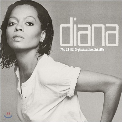Diana Ross (다이애나 로스) - Diana: The Chic Organization Ltd. Mix [2LP]