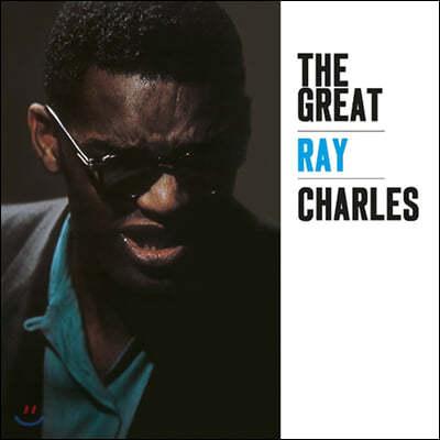 Ray Charles (레이 찰스) - The Great Ray Charles [LP]