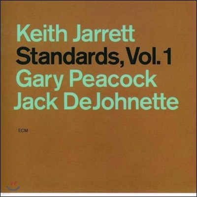 Keith Jarrett Trio - Standards, Vol.1 키스 자렛 트리오 스탠다드 1집 [UHQ-CD Limited Edition]