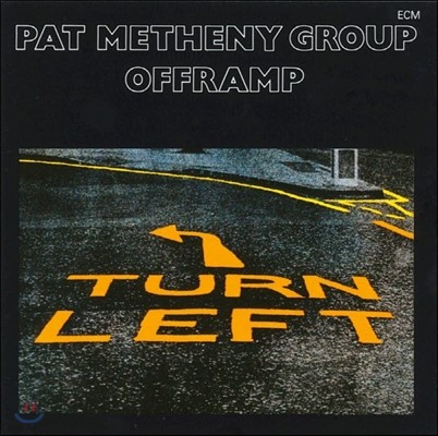 Pat Metheny Group (팻 메시니 그룹) - Offramp (오프램프) [UHQ-CD Limited Edition]