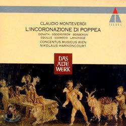 Nikolaus Harnoncourt 몬테베르디: 포페아의 대관 - 니콜라우스 아르농쿠르 (Monteverdi : L'Incoronazione Di Poppea)