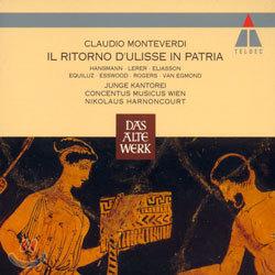 Monteverdi : Il Ritorno D'Ulisse In Patria : Nikolaus HarnoncourtㆍConcentus Musicus Wien
