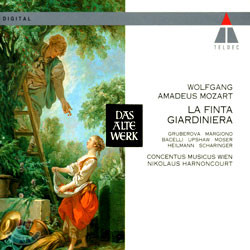 Mozart : La Finta Giardiniera : Harnoncourt