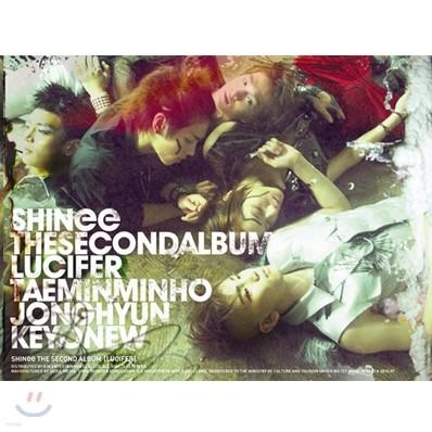 샤이니 (SHINee) 2집 - LUCIFER [A버전]