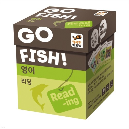 [행복한바오밥]_영어 교육 보드게임_고피쉬 영어-리딩