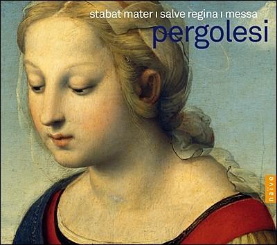 페르골레지 : 종교음악집  - 알레산드리니, 비온디 (한정 특가 박스)