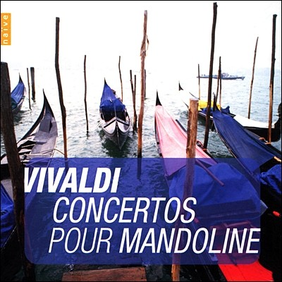 Rolf Lislevand 비발디: 만돌린 협주곡 (Vivaldi: Concertos for Mandolin)