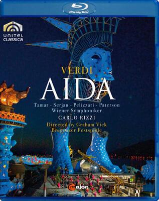 Carlo Rizzi 베르디: 아이다 (Verdi : Aida) [블루레이]