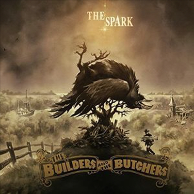 Builders & The Butchers - The Spark (CD)