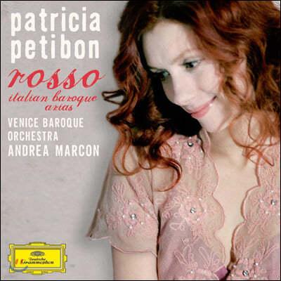 Patricia Petibon 파트리시아 프티봉 이탈리아 바로크 아리아집 (Rosso - Italian Baroque Arias)