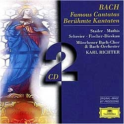 Karl Richter 바흐: 유명 칸타타집 - 카를 리히터 (Bach: Cantata BWV 4, 51, 56, 140, 147, 202)