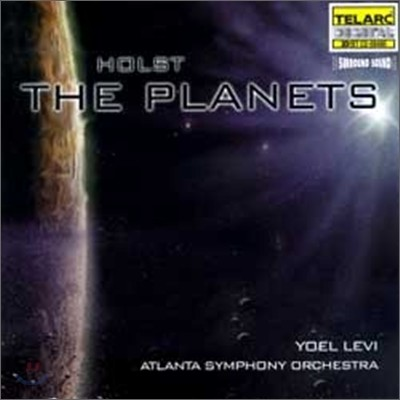 Holst : The Planets : LeviㆍAtlanta Symphony Orchestra