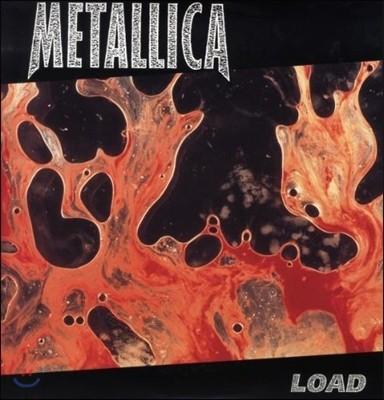 Metallica (메탈리카) - Load [디럭스 버전 2LP]
