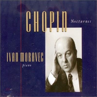 Ivan Moravec 쇼팽: 녹턴[야상곡] (Chopin: Nocturnes Nos.1-19) 이반 모라벡