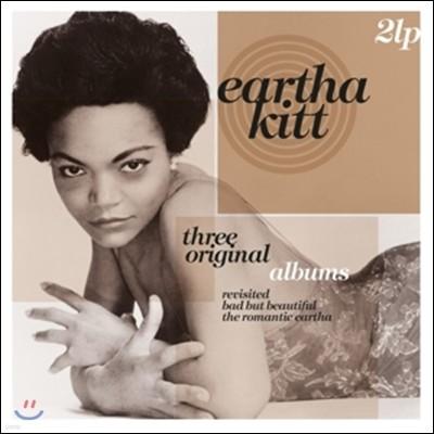 Eartha Kitt (어사 키트) - Three Original Albums [2LP]