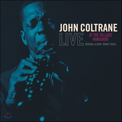 John Coltrane (존 콜트레인) - Live At The Village Vanguard (1961년 뉴욕 빌리지 뱅가드 라이브) [LP]