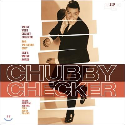 Chubby Checker (처비 체커) - Twist With Chubby Checker [2LP]