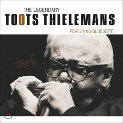 Toots Thielemans (투츠 틸레망스) - The Legendary [LP]
