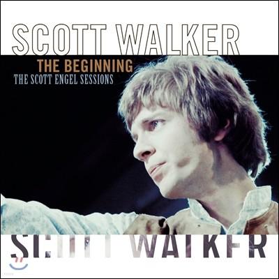 Scott Walker (스캇 워커) - Beginning: The Scott Engel Sessions [LP]