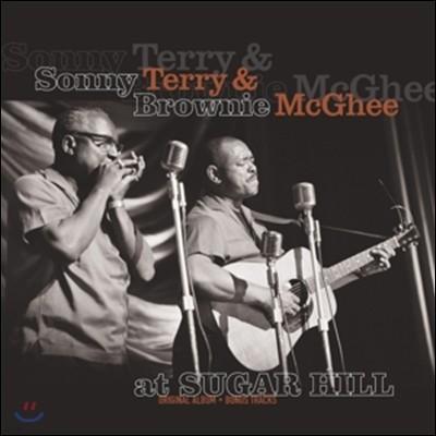 Sonny Terry & Brownie McGhee (소니 테리 앤 브라우니 맥기) - At Sugar Hill (1961년 샌프란시스코 나이트클럽 라이브) [LP]