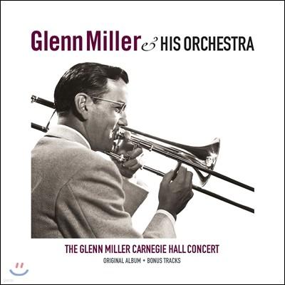 Glenn Miller & His Orchestra (글렌 밀러 & 오케스트라) - Carnegie Hall Concert (1939년 카네기홀 콘서트 라이브) [LP]