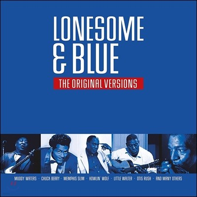 Lonesome & Blue (론썸 블루) - The Original Versions [LP]