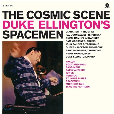 Duke Ellington's Spacemen (듀크 엘링턴 스페이스멘) - The Cosmic Scene [LP]