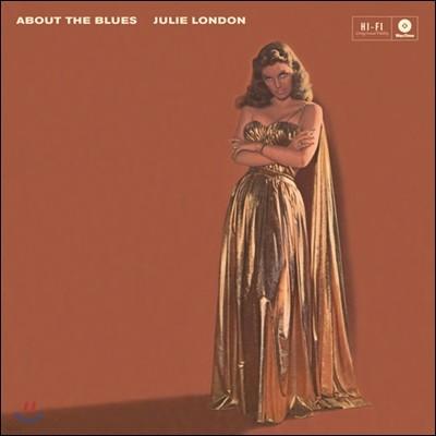 Julie London (줄리 런던) - About The Blues [LP]