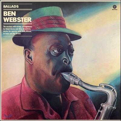 Ben Webster (벤 웹스터) - Ballads [2 LP]