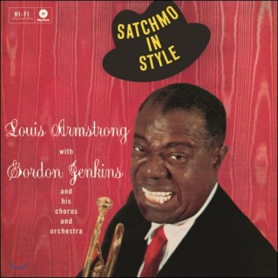 Louis Armstrong & Gordon Jenkins (루이 암스트롱, 고든 젠킨스) - Satchmo In Style [LP]
